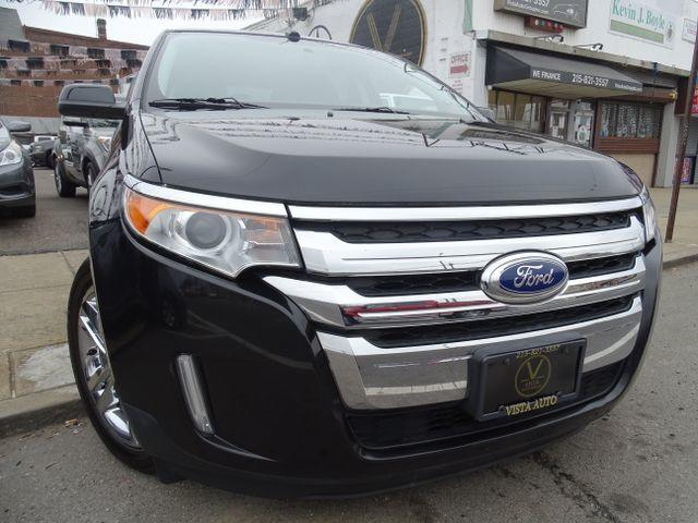 2013 Ford Edge SEL-Sport-Utility-4D